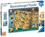 Porovnat ceny RAVENSBURGER - Mimoňovia 100 Dielikov