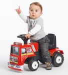 Porovnat ceny FALK - odrážadlo 1018 Baby požiarnické auto