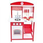 Porovnat ceny BINO - Detská kuchynka s príslušenstvom 5 ks 83725