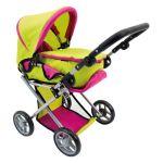 Porovnat ceny BINO - 82910 Kočiarik pre bábiky 3v1 malý