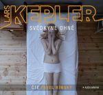 Porovnat ceny Ikar Svědkyně ohně - 2CD mp3 - Lars Kepler