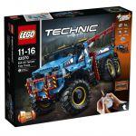 Porovnat ceny LEGO - Technic 42070 Terénne odťahové vozidlo 6x6