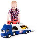 Porovnat ceny LITTLE TIKES - 170430 Ťahač s návesom na prepravu áut