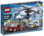 Porovnat ceny LEGO - City 60138 Naháňačka vo vysokej rýchlosti