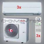 Porovnat ceny Klimatizácia Toshiba Suzumi Plus 10.5kW RAS-B13N3KV2-E-3x