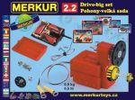 Porovnat ceny MERKUR - Stavebnica Elektromotor M 2.2
