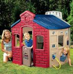 Porovnat ceny LITTLE TIKES - 444D Mestský domček na hranie