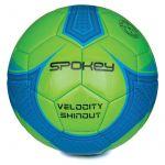 Porovnat ceny SPOKEY - VELOCITY SHINOUT - Futbalová lopta zeleno-modrá č.5