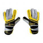 Porovnat ceny SPOKEY - TOUCH Brankárske rukavice žlté roz.11