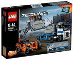 Porovnat ceny LEGO - Technic 42062 Preprava kontajnerov