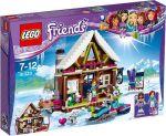 Porovnat ceny LEGO - Friends 41323 Chata v zimnom stredisku