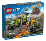 Porovnat ceny LEGO - City 60124 Sopka Základňa prieskumníkov