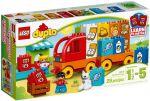 Porovnat ceny LEGO - DUPLO 10818 Môj prvý nákladiak