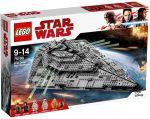 Porovnat ceny LEGO - Star Wars 75190 Hviezdny deštruktor Prvého radu