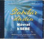 Porovnat ceny Ikar Šlabikár šťastia - Návrat k SEBE - MP3 CD - Pavel Hirax Baričák