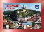 Porovnat ceny Ikar Trenčín z neba - Trenčín from Heaven - Milan Paprčka a kolektív