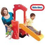 Porovnat ceny LITTLE TIKES - Little Tikes Detské centrum Miniveža so šmykľavkou 173080