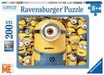 Porovnat ceny RAVENSBURGER - Mimoňovia 200 Dielikov
