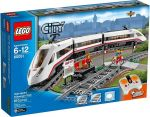 Porovnat ceny LEGO - City 60051 Vysokorýchlostný osobný vlak