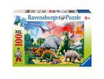 Porovnat ceny RAVENSBURGER - Medzi Dinosaurami 100 Xxl