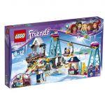 Porovnat ceny LEGO - Friends 41324 Lyžiarsky vlek v zimnom stredisku
