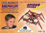 Porovnat ceny MERKUR - Robotický pavúk RC
