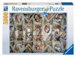 Porovnat ceny RAVENSBURGER - Sistine Chapel 5000D