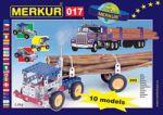 Porovnat ceny MERKUR - Stavebnica Kamión M 017