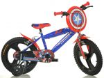 Porovnat ceny DINO BIKES - Detský bicykel 416ULCA 16