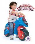 Porovnat ceny INJUSA - Odrážadlo Moto Spiderman New, modré