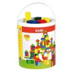 Porovnat ceny BINO - 84196 Vedierko s kockami-100 dielov