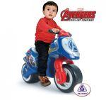 Porovnat ceny INJUSA - Odrážadlo Moto Neox Avengers, modré