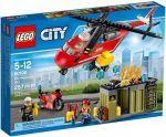 Porovnat ceny LEGO - City 60108 Hasičská zásahová jednotka