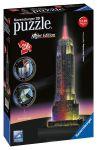Porovnat ceny RAVENSBURGER - Puzzle 3D Ravensburger Empire State Building - nočná edícia 216