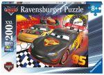 Porovnat ceny RAVENSBURGER - Disney Autá - preteky 200 XXL dielikov
