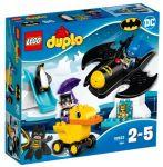 Porovnat ceny LEGO - DUPLO 10823 Dobrodružstvo s Batwingom