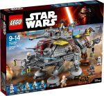 Porovnat ceny LEGO - Star Wars 7515 7Captain Rex´s AT-TE (AT-TE kapitána Rexa)