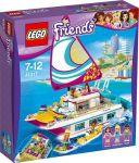 Porovnat ceny LEGO - Friends 41317 Katamarán Sunshine