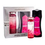 Porovnání ceny Police Passion EDT dárková sada W - toaletní voda 100 ml + sprchový gel 200 ml