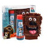 Porovnat ceny Universal The Secret Life Of Pets Wash Mitt Kit darčeková sada U - Pena do kúpeľe 250 ml + mycí žínka 1 ks Pro všechny typy pokožky