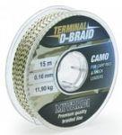 Porovnání ceny Mivardi Šňůra Terminal D-Braid Camo 15m - 0,26mm/22,7kg