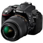 Porovnání ceny Nikon D5300 + objektiv 18-55 AF-P DX VR