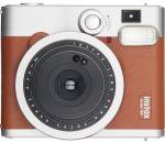Porovnání ceny Fujifilm Instax Mini 90 hnědý + Pouzdro + 10ks filmů