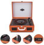 Porovnání ceny Auna Peggy Sue CD oranžový