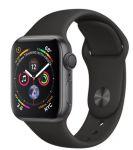 Porovnání ceny Apple Watch Series 4 44mm ies 4 44mm vesmírně šedý hliník s černým sportovním řemínkem
