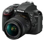 Porovnání ceny Nikon D3300 + 18-55 mm AF-P + 16GB karta + originální brašna + poutko na ruku!