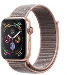 Porovnání ceny Apple Watch Series 4 44 mm ies 4 44mm zlatý hliník s pískově růžovým provlékacím sportovním řemínkem