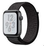 Porovnání ceny Apple Watch Series 4 Nike+ 44mm ies 4 Nike+ 44mm vesmírně šedý hliník s černým provlékacím sportovním řemínkem Nike