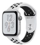 Porovnání ceny Apple Watch Series 4 Nike+ 44mm ies 4 Nike+ 44mm stříbrný hliník s platinovým/černým sportovním řemínkem Nike