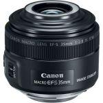 Porovnání ceny Canon EF-S 35mm f/2,8 Macro IS STM s LED světlem
